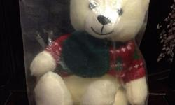 Bundled pricing $10 for all three bears 1) Crabtree &
