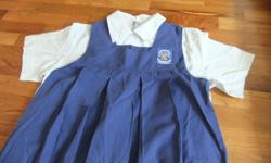 Set of used but good condition School Uniform from CHIJ