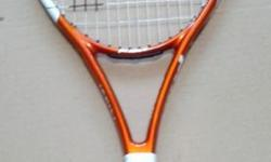 PRINCE AIR /iSPIN 677cm2 Tennis Racket with cover in