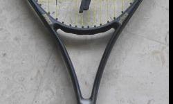 Good condition racquet-minimal or no scratches on frame