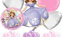 Party Wholesale has full range of Disney Princess Sofia