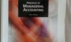 Principles of Managerial Accounting (9th Edition) By: