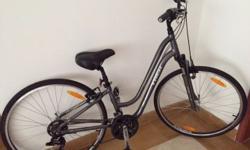 FOR SALE: Women's TREK Neko Hybrid Bike - excellent condition for