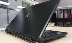 Selling AFTERSHOCK gaming laptop S15. Spec : i7
