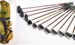 ~~~PRO SeLecT GraPHiTe GoLF (RH) Set with JaGuar