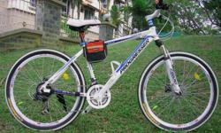Progresser Mountain Bike - Brand New (Disc Brakes) -