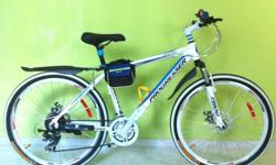 Progresser Multi-Purpose Bike, Brand New, Disc Brakes -