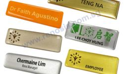Are you looking for services of Express name tags