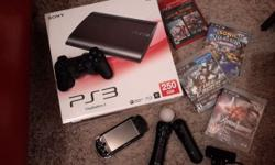 comes in a bundle... 1: ps3 with 1 wireless controller,