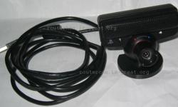 PS3 Eye . PlayStation3 Eye Sony USB Webcam B4.09.24.1