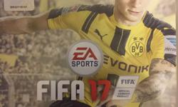 Practically NeW PS3 Fifa 2017 going at $ 49 free