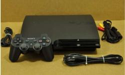 Used Ps3 for sale with 1 TB HDD. One controller Many