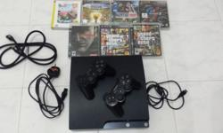 Ps3 for sales , good condition 10 / 10 $250 2 original