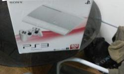 selling my ps3 in a very good condition. i had no time