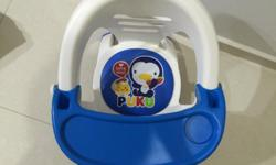Hi I am selling Puku chair with detachable tray ( like