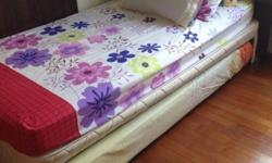 Hi selling this Pull out bed with mattress Self collect