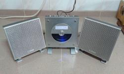 BUILT IN QUALITY WORKING CD PLAYER AND DIGITAL FM