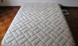 This mattress is as is and must be picked up. Must sell