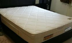 Moving sales. SweetDream Backcare Platinum III queen