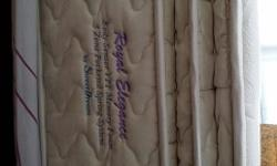 Very well kept and maintained mattress. Bought it from