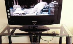 Queenie TV Console (TV not included) in very good