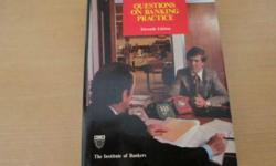 Questions on Banking Practice (11th Edition 1978)