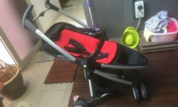 Quinny baby stroller in very good condition ($320) -