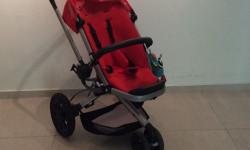 Selling Quinny Buzz - Red Revolution Very well kept and
