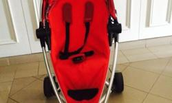 1/2 PRICE! QUINNY ZAPP Stroller to see your growing