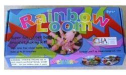 only response to 'DEAL RAINBOW LOOM'... Transact today