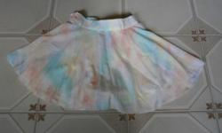 Brand New. Very pretty rainbow colours. Small size.