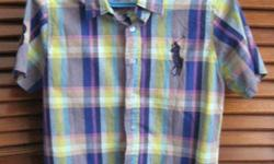 for 10 years old. Size 19. Brand new. Tried but never
