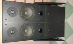 QUALITY MB QUART FLOOR SPEAKERS MADE IN GERMANY, BUILT