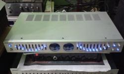 POWERFUL OUTPUT SOUNDS WITH FOUR INPUT FOR DVD, TAPE,