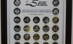 This is an opportunity to own a rare set of coins