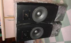 GOOD CONDITION VENTURI FLOOR SPEAKERS WITH QUALITY