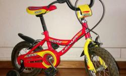 LERUN CUTE 12� Kids Bike � BMX Hi-ten Frame � BMX