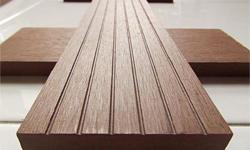 Decking Materials are WPC Composite : Weather & Termite