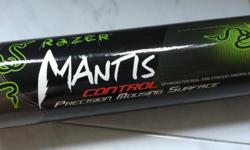 The Razer Mantis Control Mat is the next generation of