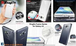 Rearth RingKe Fusion Series for Samsung Galaxy A3 | A5