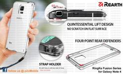 Rearth RingKe Fusion Series for Samsung Galaxy Note 4