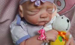 Get a chance to get a reborn baby doll for only $10.