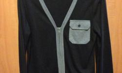 Black Cardigan, Size S for sale at only $9.90(UP