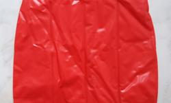 Red Pillow Floats. Great for pool or beach. Size is 43