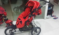 selling due to extra stroller Bought it years ago for