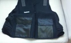 Reebock weight vest ( 6 lbs) for sale Free size, there