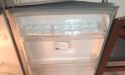 USED REFRIGERATOR ON FAST SALE. GOOD WORKING