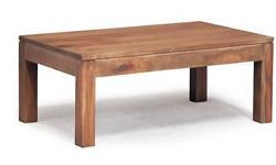 Straight Leg Coffee Table Contemporary, Minimalist