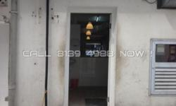 F & B can apply in Jalan Besar main Road by