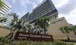 Mount Elizabeth Novena Hospital Clinic by